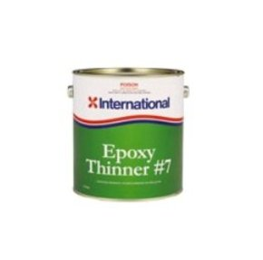 Epoxy Thinner #7- 4ltr