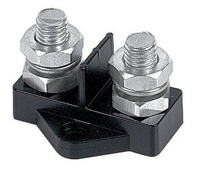 Twin Insulated Battery Stud-10mm