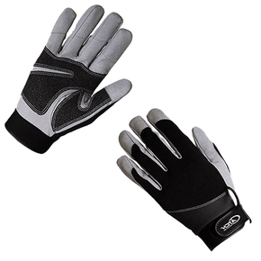 Heavy Duty Kevlar Jigging Gloves Size S - M