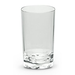 10002 Vivaldi Large Tumbler Cup- Clear / 400ml