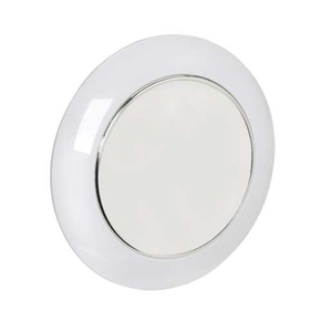 Low Profile 75mm Surface Mt LED Dome Light 12v w/Touch Dim Switch
