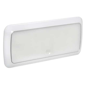 Surface Mt Low Profile 12v LED Ceiling Light - Touch Switch