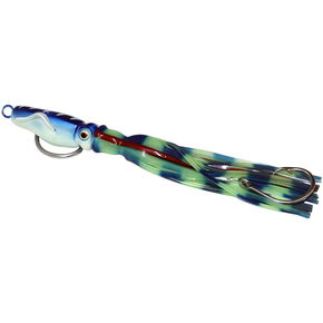 Squidwing 500g Blue Glow Rigged Lure