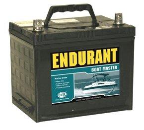 Boatmaster Marine Starter Battery- 580MCA (460CCA)