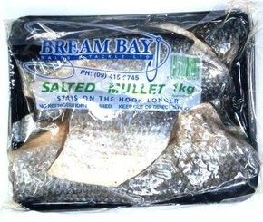 Longlife Salted Bait-Mullet 1kg