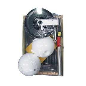 Deluxe Boat Longline Kit w/Anchor, Reel, Buoys & Rack