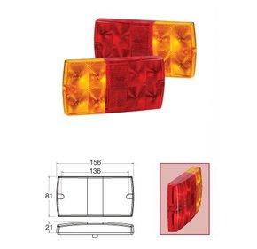 LED Boat Trailer/Road Trailer Light Set- 12 Volt