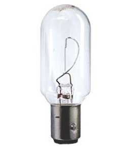 Large Navigation Light Bulb BAY15d 24v/25watt (Offset Pins)