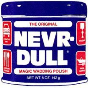 Magic Metal Cleaner & Polish- 440g Tin