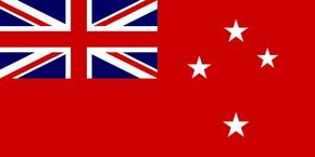 "Red New Zealand Red Ensign Flag-45x30cm (18x12"")"