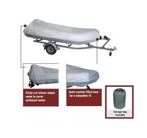 MA601-7 Inflatable Boat Cover 4.4-4.7mtr