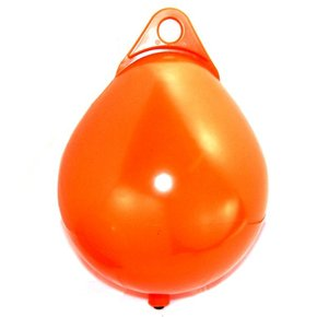 Inflatable 190mm Orange Cray/Crab Pot Buoy