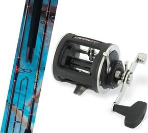 "320GT2 Level Wind Reel with Mariner 6'0""Rod-8/12kg"
