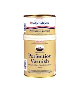 Perfection Plus Polyurethane Gloss Varnish (2-PK)- 750ml