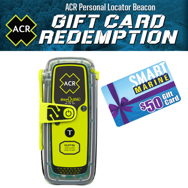 RESQLINK 406 MHZ GPS BUOYANT PLB-400