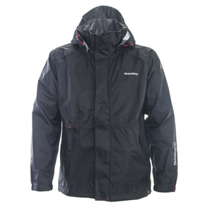 Dry Shield Rain Jacket - Black/XXXXL