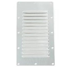 SS Vertical Louvre Marine/RV Air Vent-127x227mm