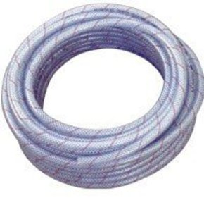 32mm Reinforced Clear Non-Toxic Water Hose - per metre