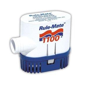 Rulemate Automatic Bilge Pump- 12v 1100GPH