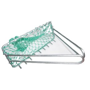 Galvanised Scallop Dredge - Prong Style