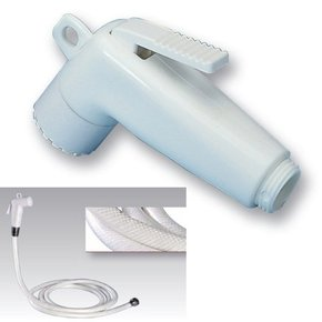 RV or Marine Shower Tap Hand Piece WTrigger - 3 mtr