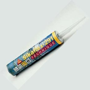 291 Adhesive Sealant Cartridge- 310ml White