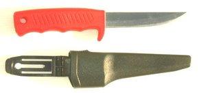 10cm Floating Bait Knife with Sheath