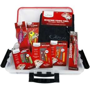 Snapper Value Pack With Tackle Box