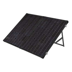 SPP120K Portable 120watt Solar Panel Foldable