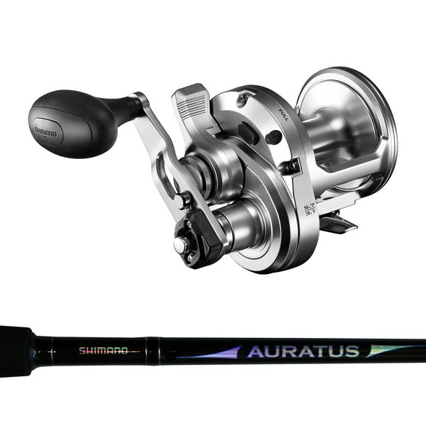 Speedmaster 16LD 2-Speed / Auratus 5'6 Overhead Combo 15-24KG