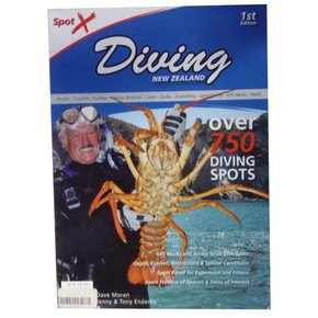 Diving New Zealand Book- Your Guide to Diving in New Zealand