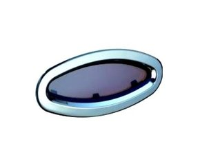 Stainless Steel Oval Opening Portlight- Size 8