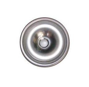 230mm Round SS Sink- No Studs
