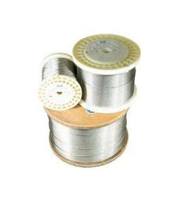 "SS 7x19 Strand Wire Rope 4.0mm (5/32"") -Per Metre"