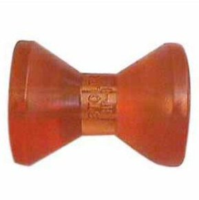 RP-444 X/Heavy Duty Urethane Bow Trailer Roller - 100mm