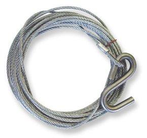 Trailer Winch Wire 5mm x 6mtr - 1500kg