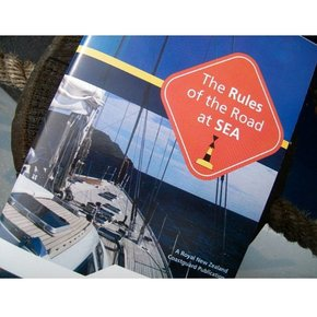 Book Rules of the Road at Sea