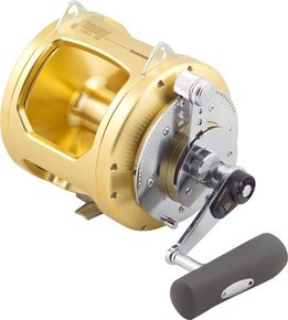 Tiagra TI130 Over Head Lever Drag Big Game Reel-60kg