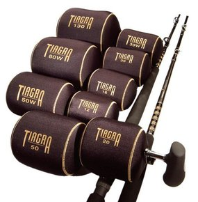 Protective Overhead Reel Cover- Tiagra TI-80W