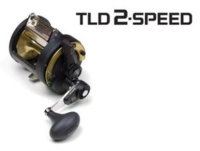 TLD30A 2 Speed Over Head Lever Drag Reel 15-24kg