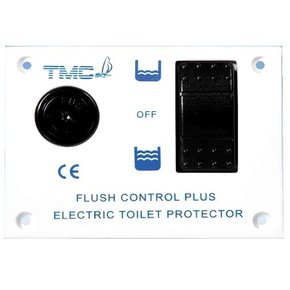 Flush Controller Switch for 24 Volt Electric Marine Toilet