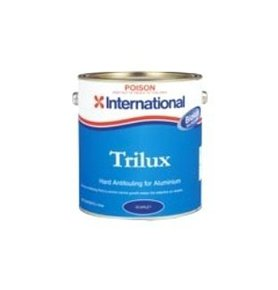 Trilux 33 Copper Free Hard Alloy Antifouling- 4 Litres (Black)
