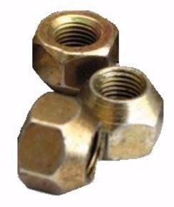"""Trailer Wheel Nut Set - 3/4"""" Head - 5-Pk"""