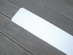 Non Slip Deck Tread - Self Adhesive - L.Grey - 970x100mm