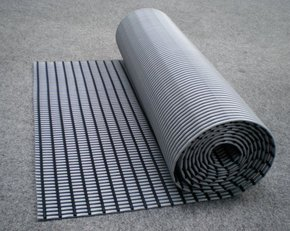 Tubular Matting Grey Per Metre