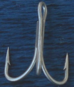 O'Shaughnessy Treble '3 x Strong' Hook Pack- 3/0 (5 in Pack)