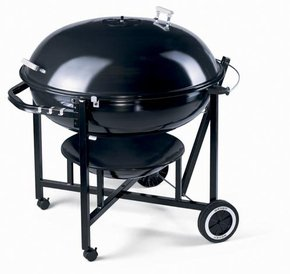 Ranch Kettle Charcoal Barbeque / Grill- 98cm (BBQ)