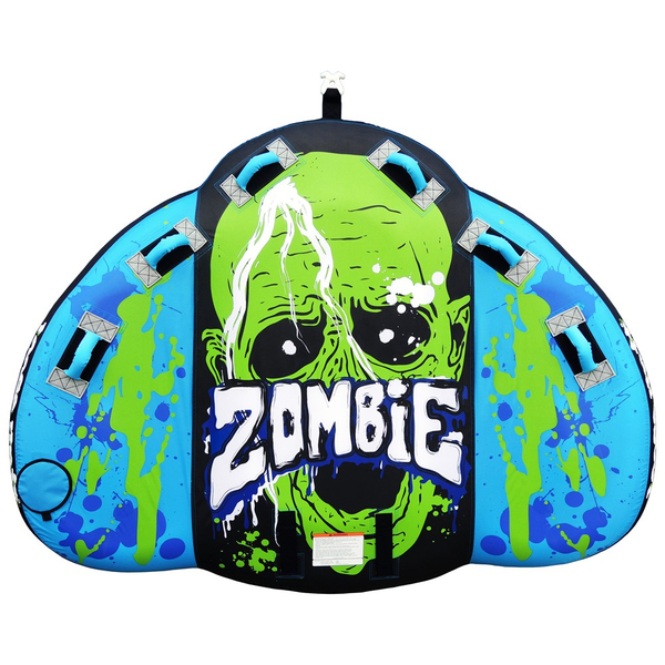 Zombie 2/3 Person Towable Inflatable Water Towable (winged)