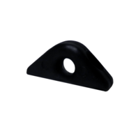 6mm Black Nylon  Dead Eye/Fairlead