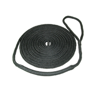 Polyester Bungee Dock Line Mooring Rope 18mm x 18m